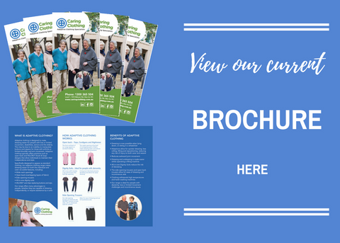 Caring Clothing Brochure