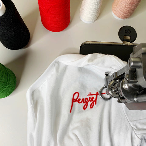 Custom Monogram Embroidered Tshirts are Available for Wholesale Orders