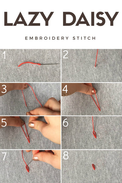 diy embroidery tshirt how to instructions