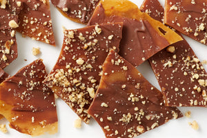 Handcrafted Toffee - 4oz