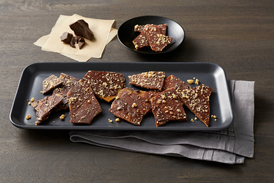 Dark Chocolate Handcrafted Toffee