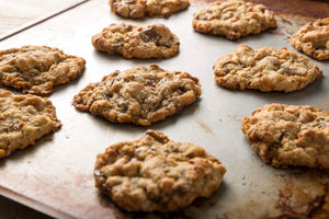 Gourmet Toffee Cookies