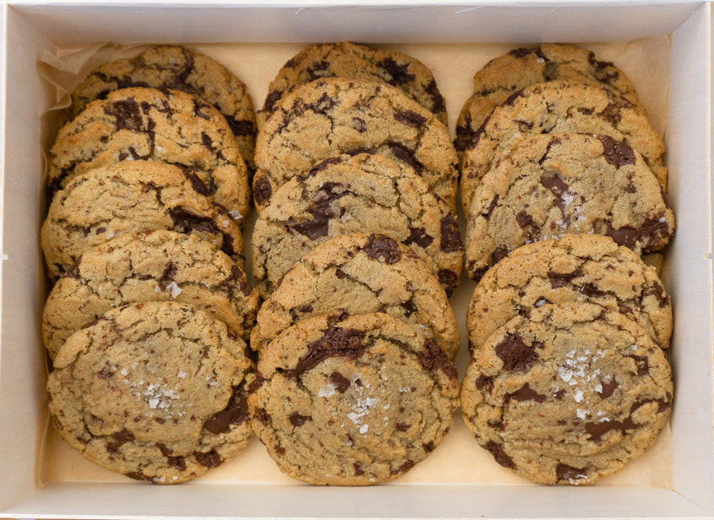 Chocolate Chip Cookies Platter