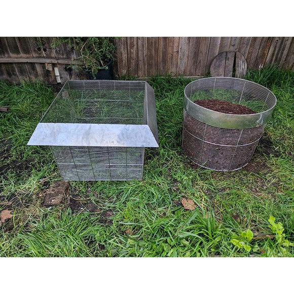 GREEN SERIES: Stainless Steel Basket (SS304)