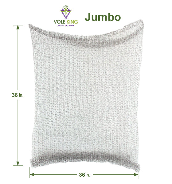 Jumbo Vole King (pack 1)
