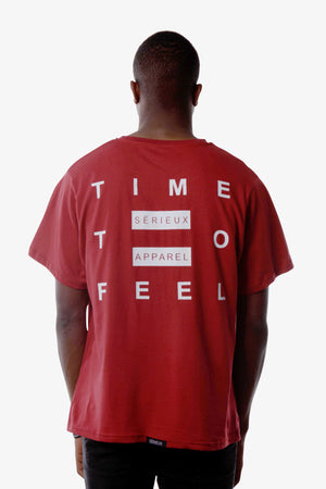 Time To Feel - Serieux