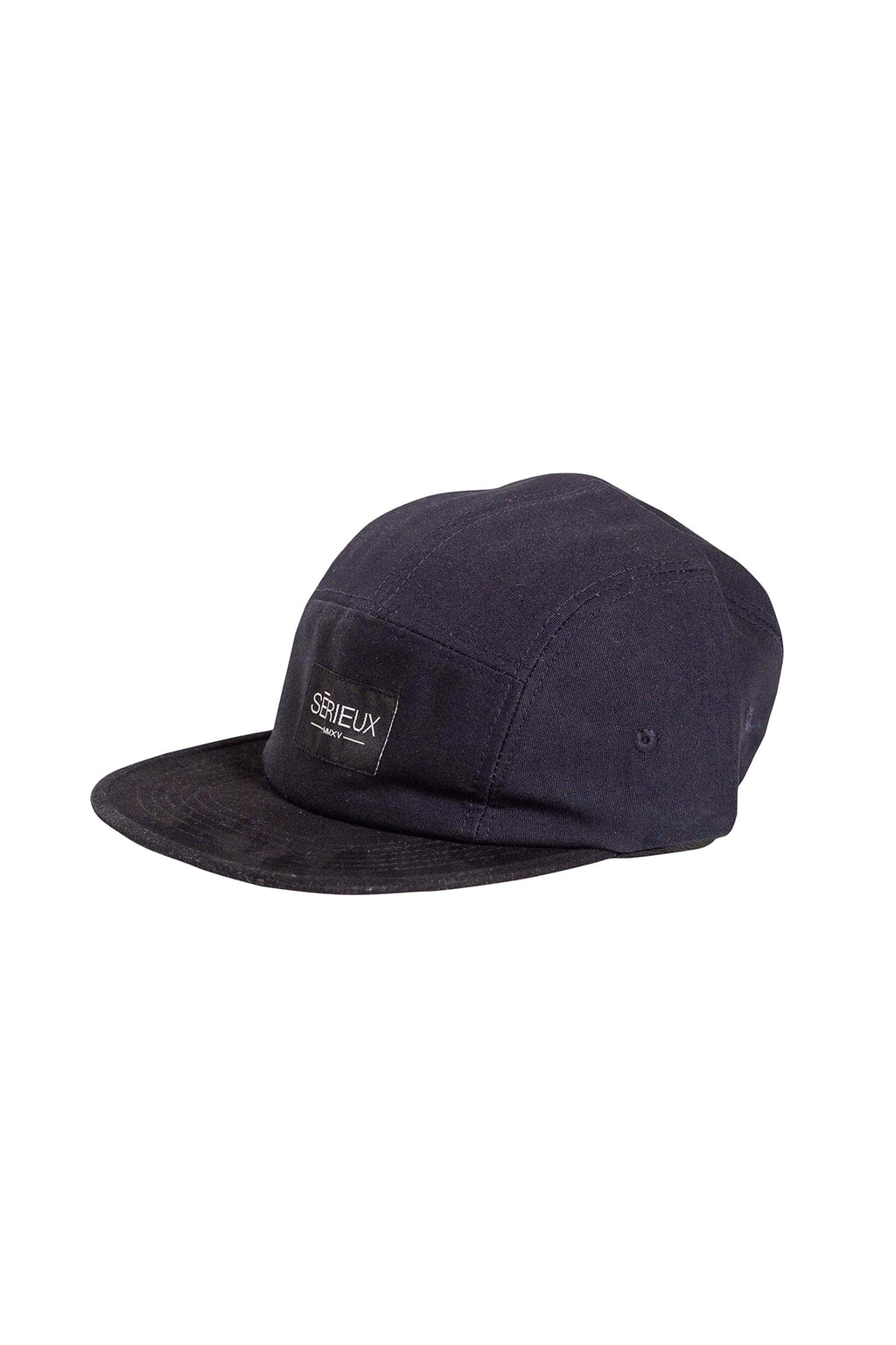 X-Panel Navy Suede - Serieux