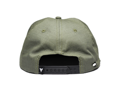 Castro Snapback Golf Hat - Olive