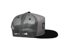 Rawnee Snapback Trucker Golf Hat - Grey