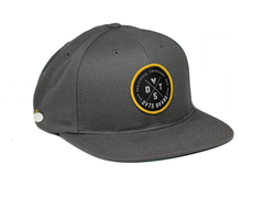 Santa Fe Snapback Golf Hat - Grey