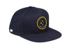 Santa Fe Snapback Golf Hat - Navy