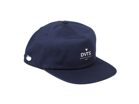 Standard Snapback Golf Hat - Navy