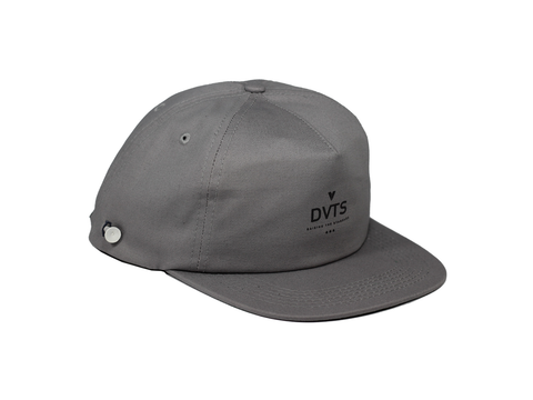 Standard Snapback Golf Hat - Grey