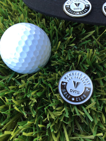 DVTS Golf Ball Marker