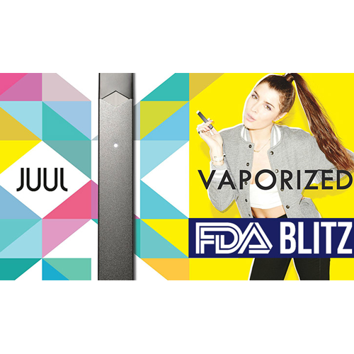Why The FDA Is Cracking Down On JUUL