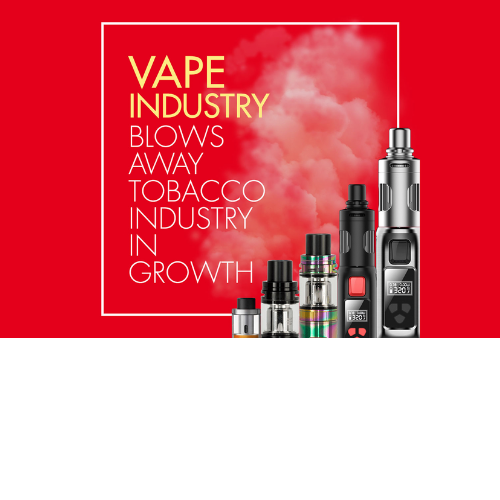 Where is the Vape Industry Now? And Where is it Heading?