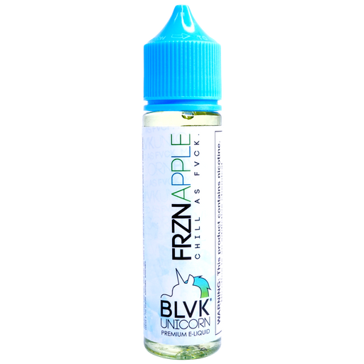 FRZN APPLE By BLVK Unicorn E-Liquid (60ml)