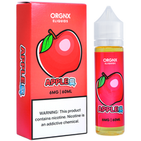 Apple ICE by ORGNX E-Liquids (60ml)(ON SALE)
