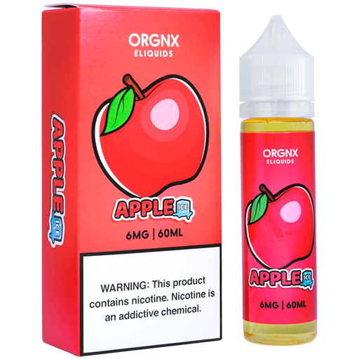 Apple ICE by ORGNX E-Liquids (60ml)