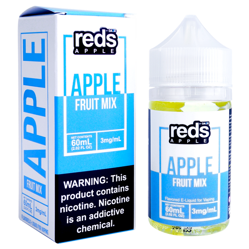 Reds Apple Fruit Mix by 7 Daze E-Liquid (60ml)