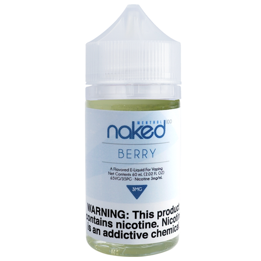 Berry (Very Cool) by Naked 100 E-Liquid (60ml)