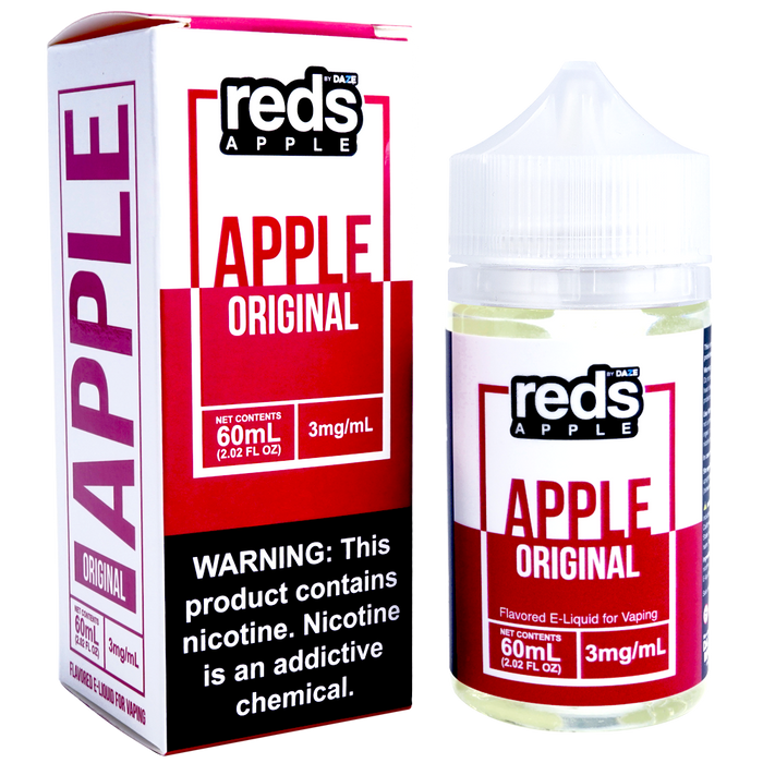 Reds Apple by 7 Daze E-Liquid (60ml)
