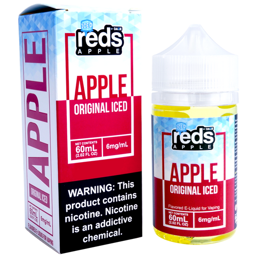 Reds Apple ICE by 7 Daze E-Liquid (60ml)
