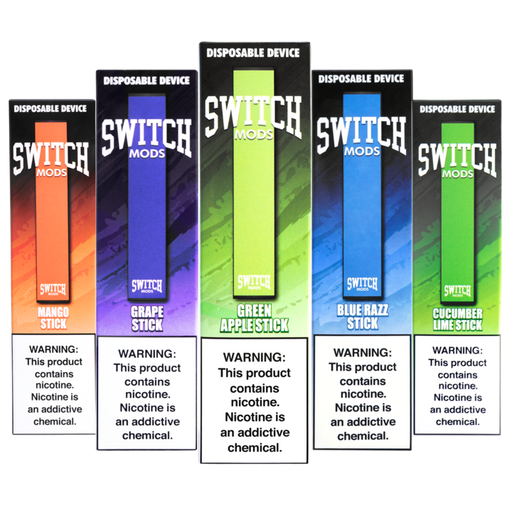 Switch Mods Pre-filled Disposable Device