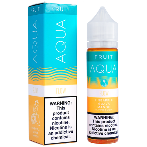 FLOW By AQUA E-Liquid (60ml)
