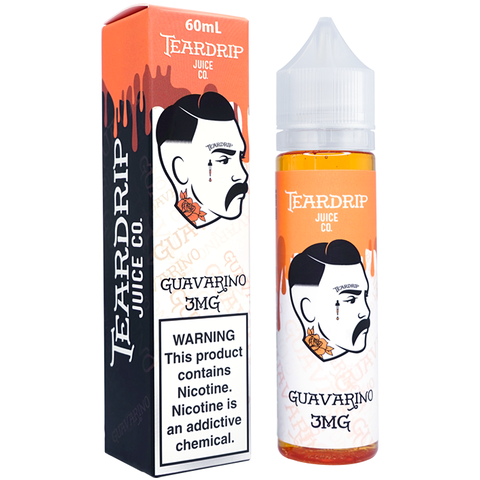 Guavarino By TEARDRIP Juice Co.(60ml)