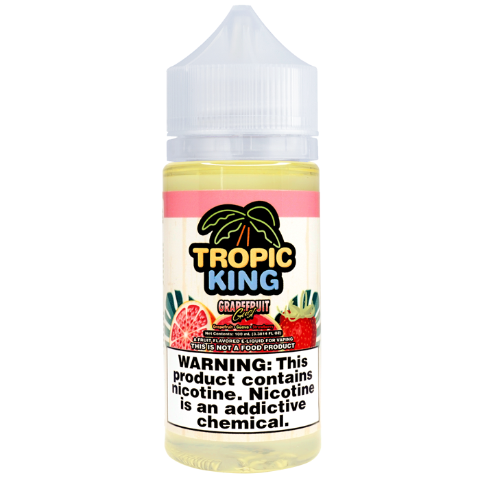 Grapefruit Gust by Tropic King E-liquid (100ml)