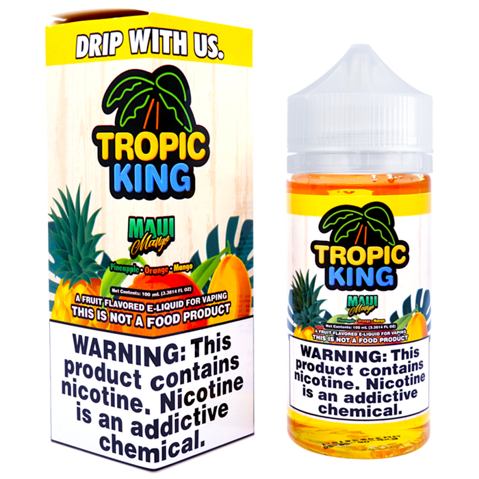 Maui Mango by Tropic King E-liquid (100ml)