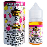 Pink Lemonade Bubblegum Collection Salt Nic by Candy King (30ml)