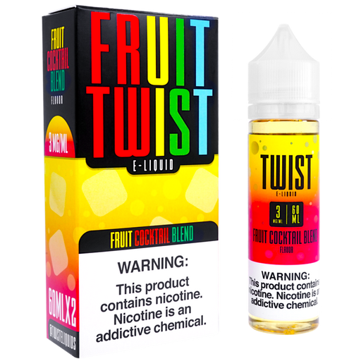 Fruit Cocktail Blend By Fruit Twist E-Liquid (60ml)