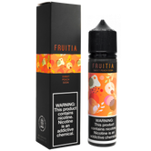 FRUITIA Sweet Peach Soda by Fresh Farms E-Liquid (60ml)