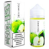 Green Apple by Skwezed E-liquid (100ml)