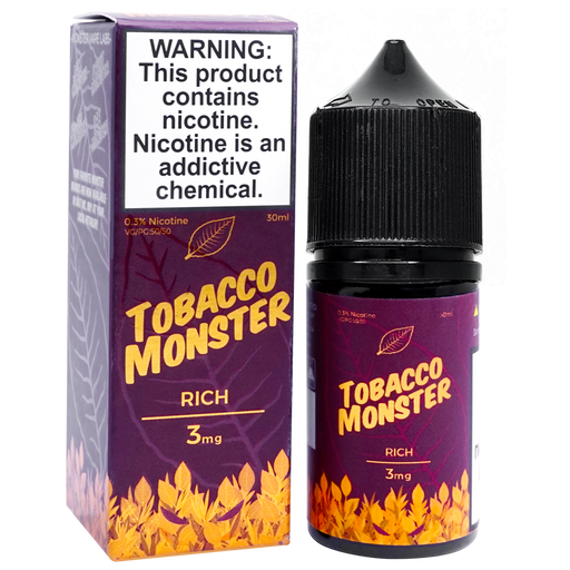 Rich Tobacco Monster By Monster Vape Labs E-Liquid (60ml)