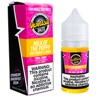 Milk of The Poppy Salt Nic By Vapetasia (30ml)