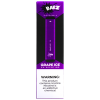 BARZ Pre-filled Disposable Device (ON SALE)