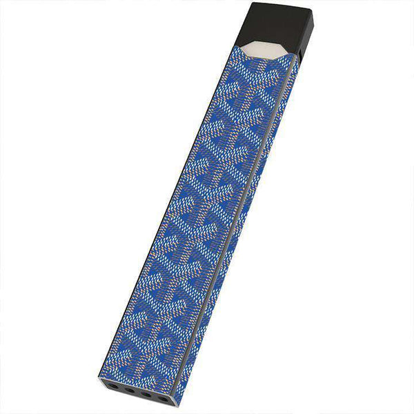 Goyard Blue - JUUL Wraps