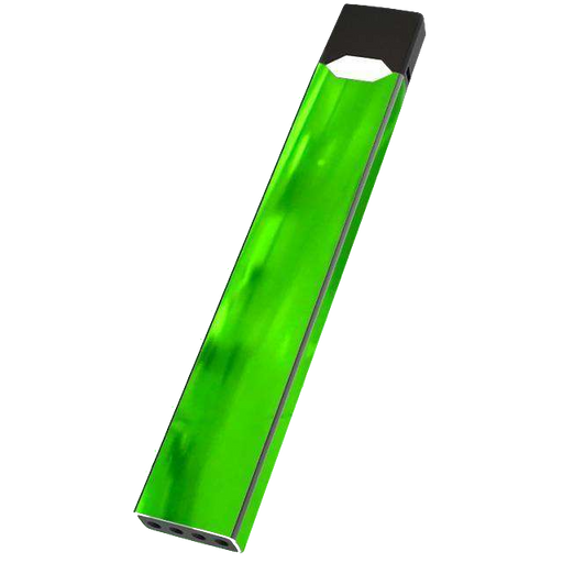 Green Chrome - JUUL Wraps (ON SALE)