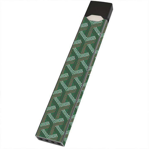 Goyard Green - Wraps for JUUL - E-Liquid Stop