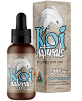 Peppermint Naturals FULL Spectrum CBD by Koi CBD (30ml)