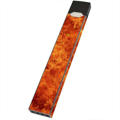 Fire - Wraps for JUUL - E-Liquid Stop