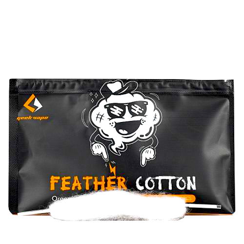 Geek Vape Organic Feather Cotton