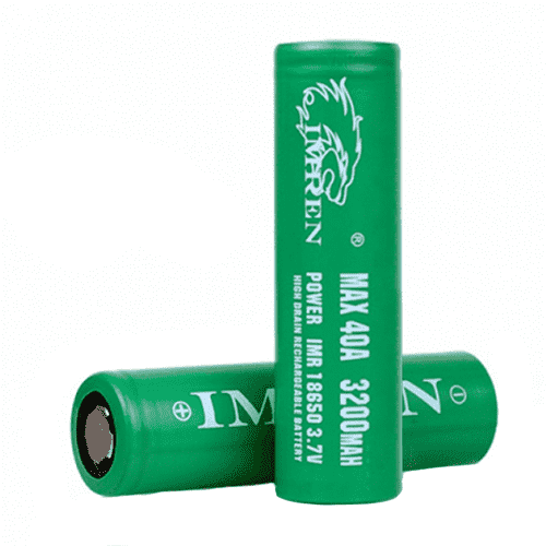 Imren 3200mah Max40A Battery (2 pack) - E-Liquid Stop