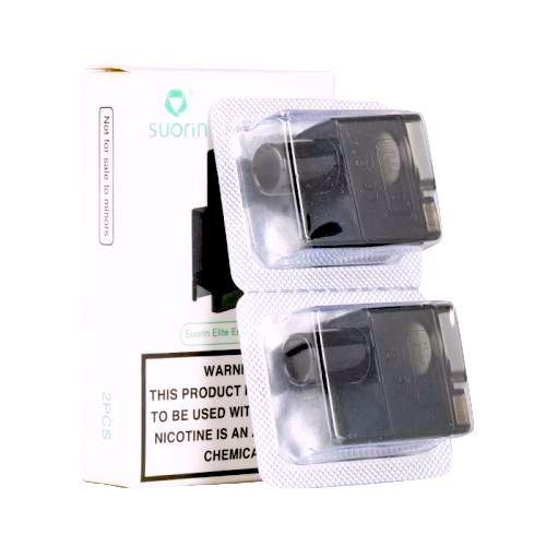 Suorin ELITE Replacement Cartridges (2 Pack)