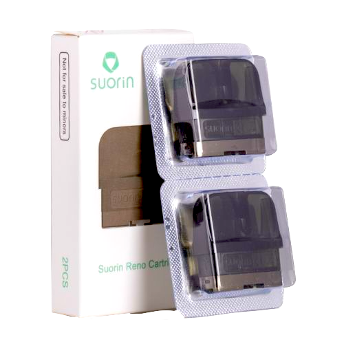Suorin RENO Pod Replacement Cartridge ( 2 Pack)