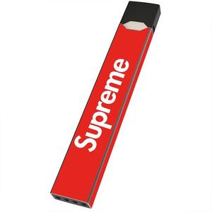 "SUPREME ""Logo Box""- Wraps for JUUL"