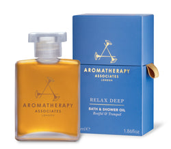 Relax Deep Bath and Shower Oil